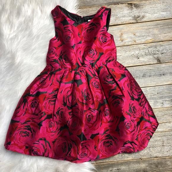 New Children's Place Rose Dress Sleeveless Size 4